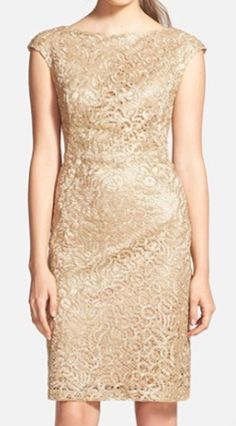 lace cap sleeve sheath dress  http://rstyle.me/n/sivvepdpe