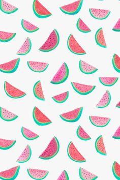 Watermelon pattern - Abby Galloway