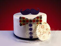 Подарочный торт любимому конферансье № 704
