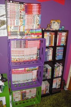 manga collection | My Manga Collection by ~YoruFanGirl on deviantART