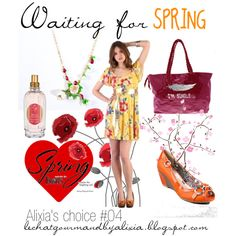Waiting for Spring - Alixia's choice #04, created by alixia http://lechatgourmandbyalixia.blogspot.com/2012/02/waiting-for-spring-alixia-choice-04.html