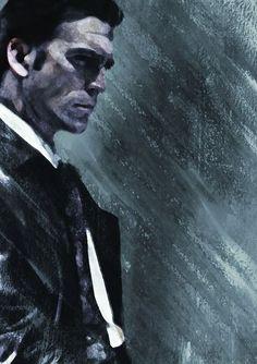 Max Payne In The Rain by SolidPayneRada.deviantart.com on @DeviantArt