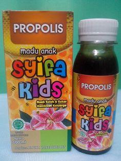 Herbal Indo Utama, PROPOLIS, Syifa Kids, madu herbal, madu propolis, grosir herbal, HIU, Madu Anak