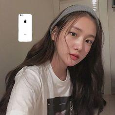 Trendy Ideas For Quotes Girl Beauty Pretty Ulzzang Girl Selca, Ulzzang Korean Girl, Cute Korean Girl, Asian Girl, Uzzlang Girl, Girl Face, I Love Girls, Cute Girls, Girl Korea