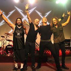 Sala de Star: Metallica com novo álbum quase pronto