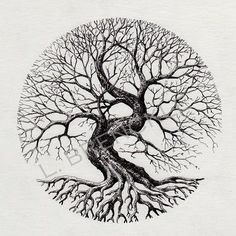 70 Super Ideas for tree tattoo circle design - 70 Super Ideas for tree tattoo circle design 70 Super Ideas for tree tattoo circle design Yggdrasil Tattoo, Norse Tattoo, Kunst Tattoos, Bild Tattoos, Tattoo Life, Nature Tattoos, Body Art Tattoos, Tree Tattoo Designs, Tree Tattoo Men