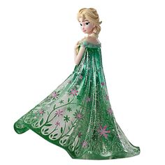 Elsa Couture de Force Figure - Frozen Fever | Disney Store