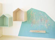 moderne kinderzimmer bilder: villenanwesen   golf und sport - Kinderzimmer Wand Design