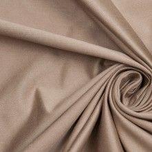 Sand Solid Silk Knit