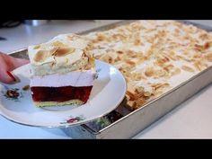 Malinowa Chmurka - Słodka Czarodziejka - YouTube Raspberry, Cheesecake, Pudding, Pie, Youtube, Cakes, Food, Amigurumi, Beverages