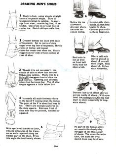 106 best draw shoes other footwear images on pinterest drawing