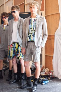 Topman SS13 (not the shoes however)