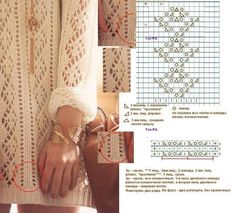 Crochet Lace, Knitting, Blog, Tricot, Tunics, Crocheted Lace, Breien, Blogging, Weaving
