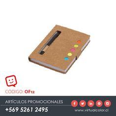 Artículos Promocionales - Productos Publicitarios - Mini Notebook Memo