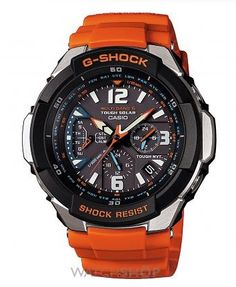 e5f681328dce Men s Casio G-Shock Gravity Defier Alarm Chronograph Radio Controlled Watch