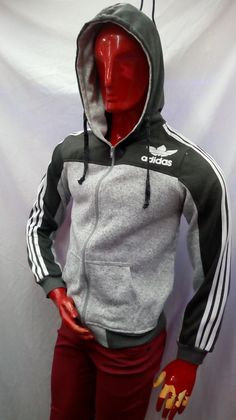 Hooded Jacket, Athletic, Jackets, Fashion, Men, Jacket With Hoodie, Down Jackets, Moda