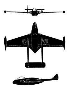 de Havilland Venom FB 1