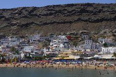 https://flic.kr/p/o7c5Vd | 2014-04-26 The beach at Puerto Mogan Gran Canaria 2
