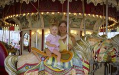 LOVED carousels.