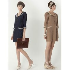 Dear Creatures Porter Dress. Can I have both colors please?! PLEASE?!