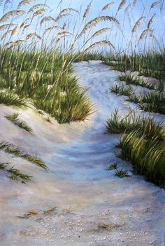 Beach Painting - Morning Shadows by Mary McCullah Photo Summer, Ontario Travel, Isle Of Palms, Camping Spots, Tumblr, Beaches In The World, Being In The World, Beach Photos, Adventure Travel