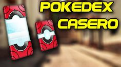 ◀︎▶︎Como hacer un POKEDEX Casero| Brilla!!!!!