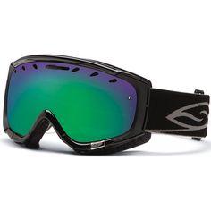 101c445d27d2 Smith Optics Regulator Phenom Goggle (Black