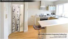 cabinet door folds in - Google Search