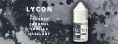 Saltica Lycon Caramel, Vanilla, Salt, Pencil, Sticky Toffee, Candy, Salts, Fudge