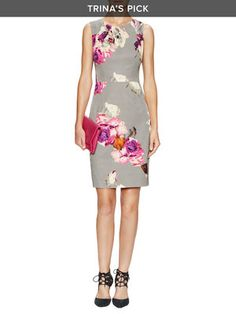 Kurdson Floral Sleeveless Dress