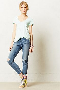 Citizens of Humanity Rocket High-Rise Jeans #anthropologie 228usd