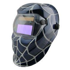 Solar auto darkening welding helmet/welding mask/protect mask/eye glasses/shading goggles for the TIG MMA MIG welding machine #Affiliate