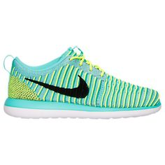 separation shoes 9481e 8ef73 Girls  Grade School Nike Roshe Two Flyknit Casual Shoes - 844620 844620-300