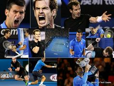 Novak Djokovic Makes History Defeating Andy Murray at Australian Open - http://movietvtechgeeks.com/novak-djokovic-makes-history-defeating-andy-murray-at-australian-open/-Despite a few problems with a scraped thumb and equilibrium issues, Novak Djokovic made history while also holding onto his number one world position after defeating Andy Murry.