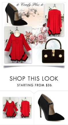 """""""& ComfyPlus & 20/V"""" by nura-akane ❤ liked on Polyvore featuring Dolce&Gabbana"""