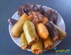 Syrisches Rezept für Mahshi - gefüllte Zucchini