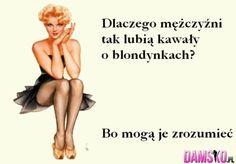 Damsko.pl - Jedyna taka strona dla kobiet, moda, inspiracje, cytaty, plotki Good Mood, Memes, Haha, Humor, Funny, Movie Posters, Chistes, Jokes, Cheer