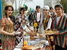 Özbek Türkleri - Өзбек түріктері (Özbekistan)