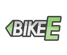 Bike E Logo Design