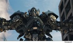 Transformers Movie Ironhide   Transformers' Is Summer's Third $1B Movie, So Why Is the Box Office ...