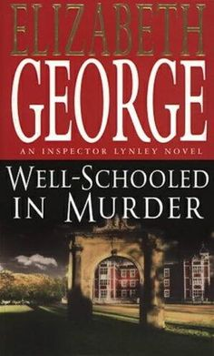 book cover of   Well-Schooled In Murder