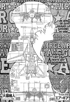 Scan Air Gear Tome 22 VF page 89