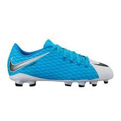 promo code 61c45 e5746 Nike Hypervenom Phelon III Junior Football Boots