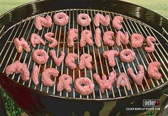 Weber Grills : Print by Rick Outten, via Behance