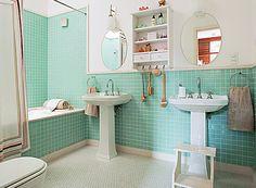 banheiro-organizacao-azul (Foto: Edu Castello/Editora Globo)