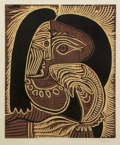 picasso woodcuts - Google Search