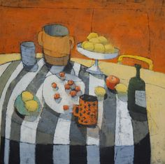 Paul Balmer, USA recent work Still life