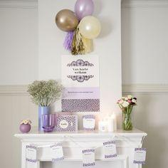 Feesten in een vintage setting met de basic Fleur de Paris Feestpakketten – Beaublue #fleurdeparis #lavendel #partybox #beaublue