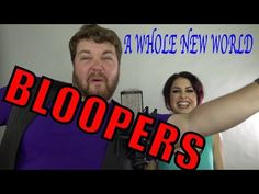 A Whole New World: BLOOPERS Ft. Traci Hines - YouTube