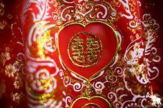 Vietnamese wedding dresses are so beautiful!